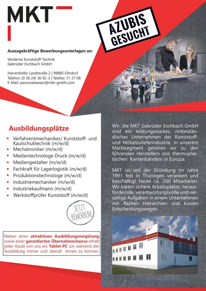Ausbildungsangebote-MKT-Ohrdruf